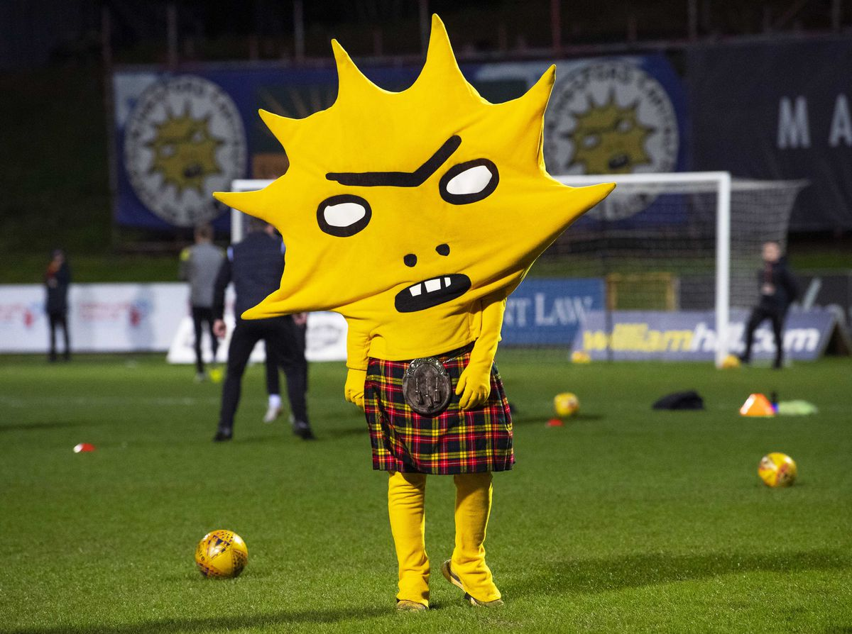 Partick Thistle v Queen of the South (Ladbrokes Championship)