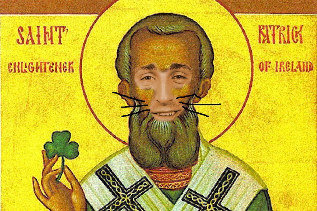 saint patrick single guys Find the perfect gift for the man in your life whether family or friend when you choose from the large selection of inspirational gifts found at st patrick's guild.