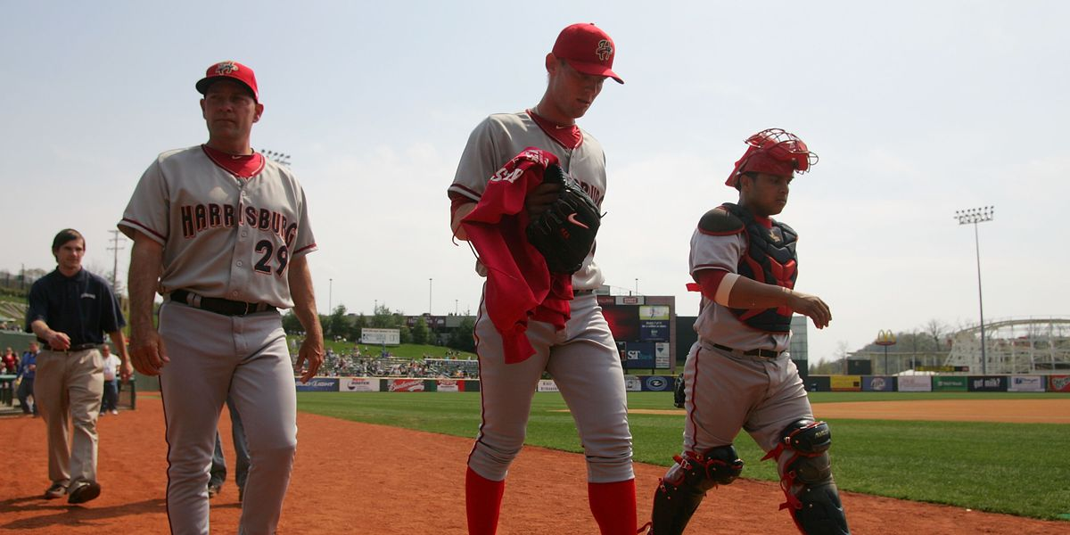 Minor League Baseball Players Haven T Unionized And Here S Why Sbnation Com
