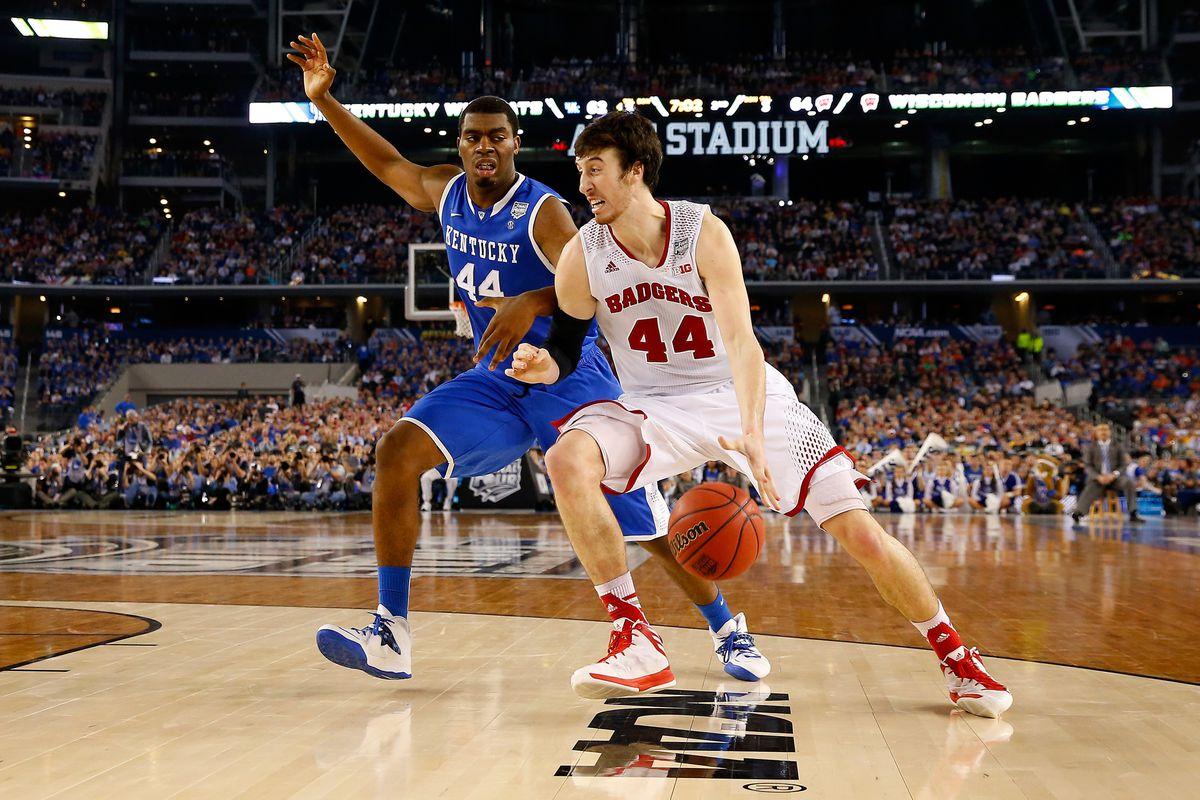 Battling mutual opponent Kentucky in last year's Final Four.