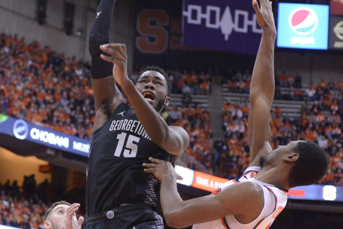 LINKS: Hoyas Should Expect Quality Matchup, Rivalry in