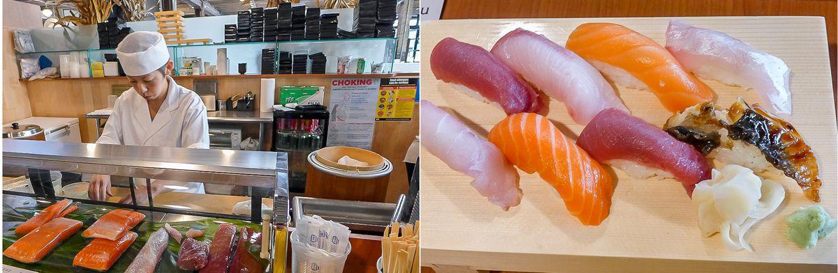 Sushi Dojo Gansevoort