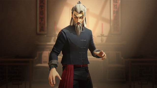 Sifu, kung fu brawler from Absolver team, coming to PS5, PS4, PC