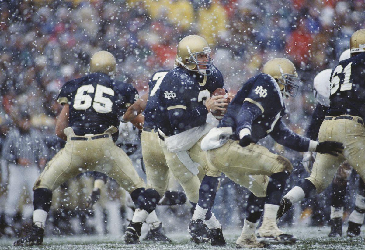 Penn State Nittany Lions vs Notre Dame Fighting Irish