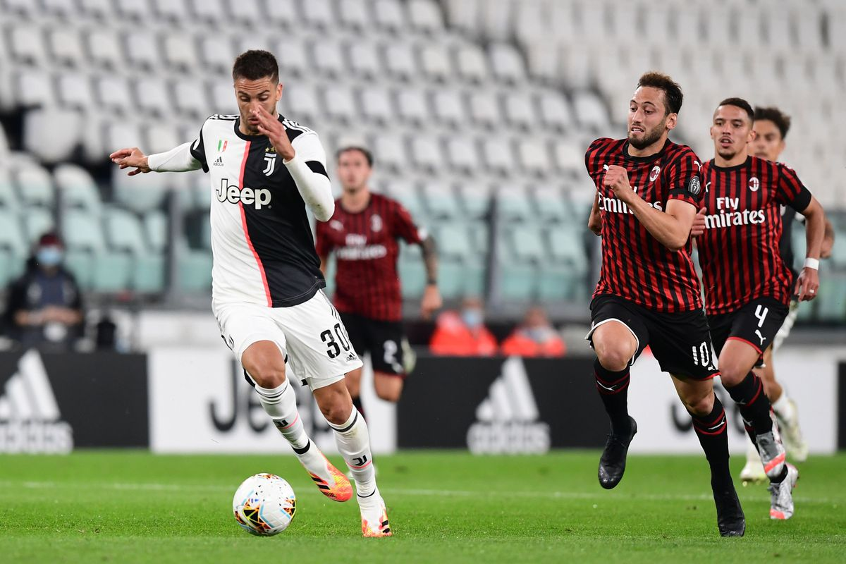 Juventus 0 (1) - AC Milan 0 (1): Initial thoughts and random observations -  Black & White & Read All Over