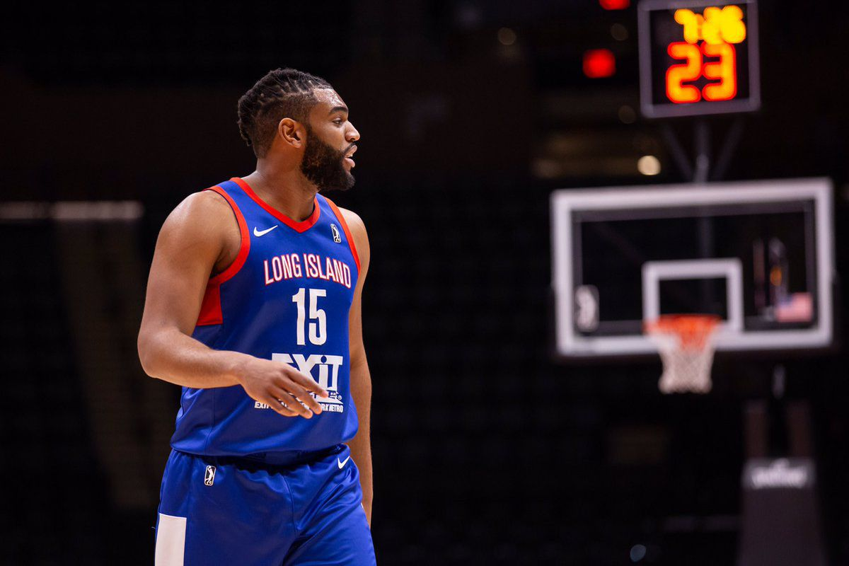 6b0912a5c83 Jordan Loyd and Raptors 905 Big Three beat Long Island Nets, 113-87 ...