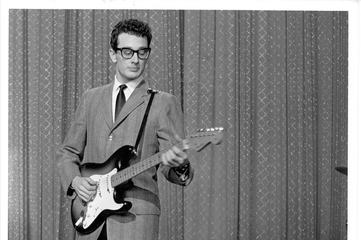 Buddy Holly On Ed Sullivan