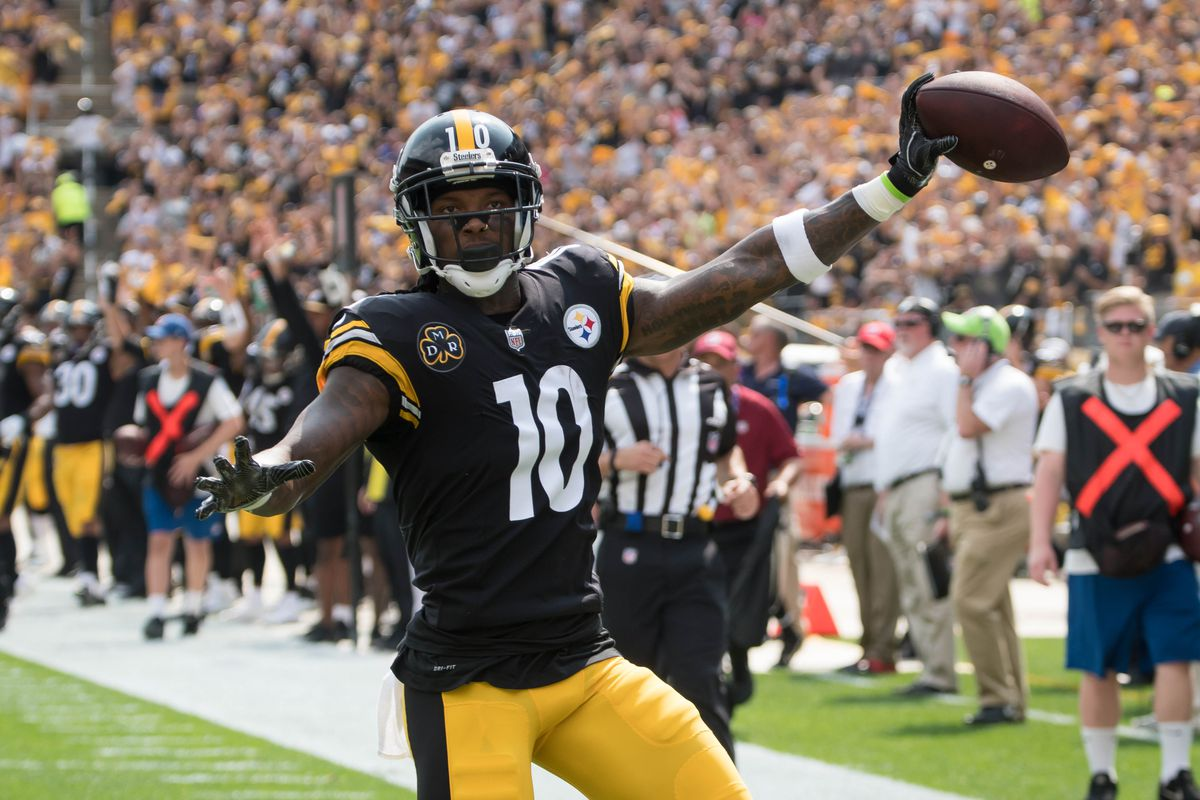 Martavis Bryant demoted to scout team a week before NFL trade