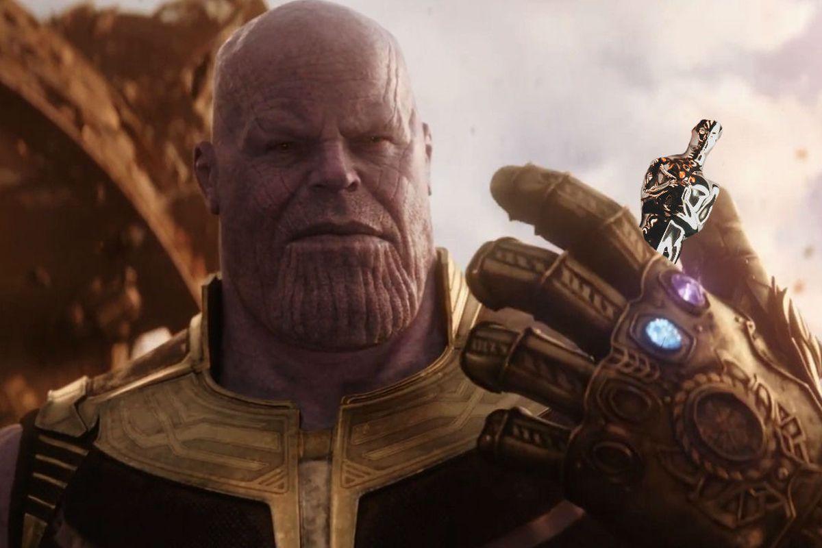 Thanos wins Avengers' Popular Film Oscar