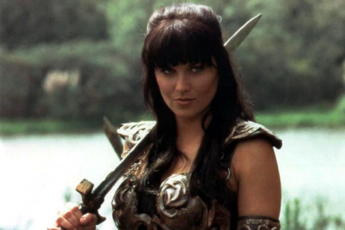 Image result for xena warrior princess