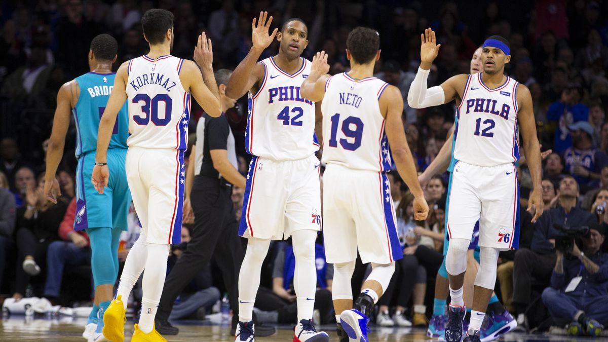 Charlotte Hornets v Philadelphia 76ers