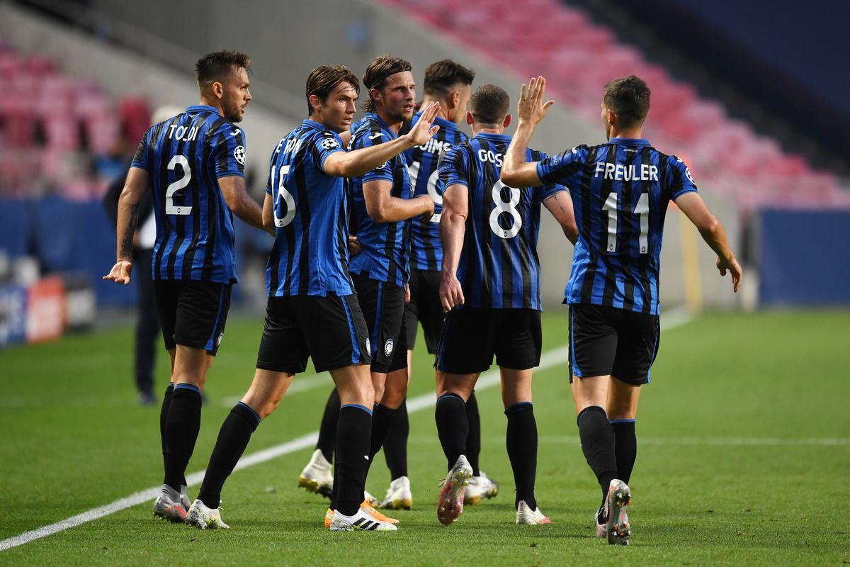 Atalanta v Paris Saint-Germain - UEFA Champions League Quarter Final