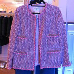 <b>Chanel</b> jacket, $1,600