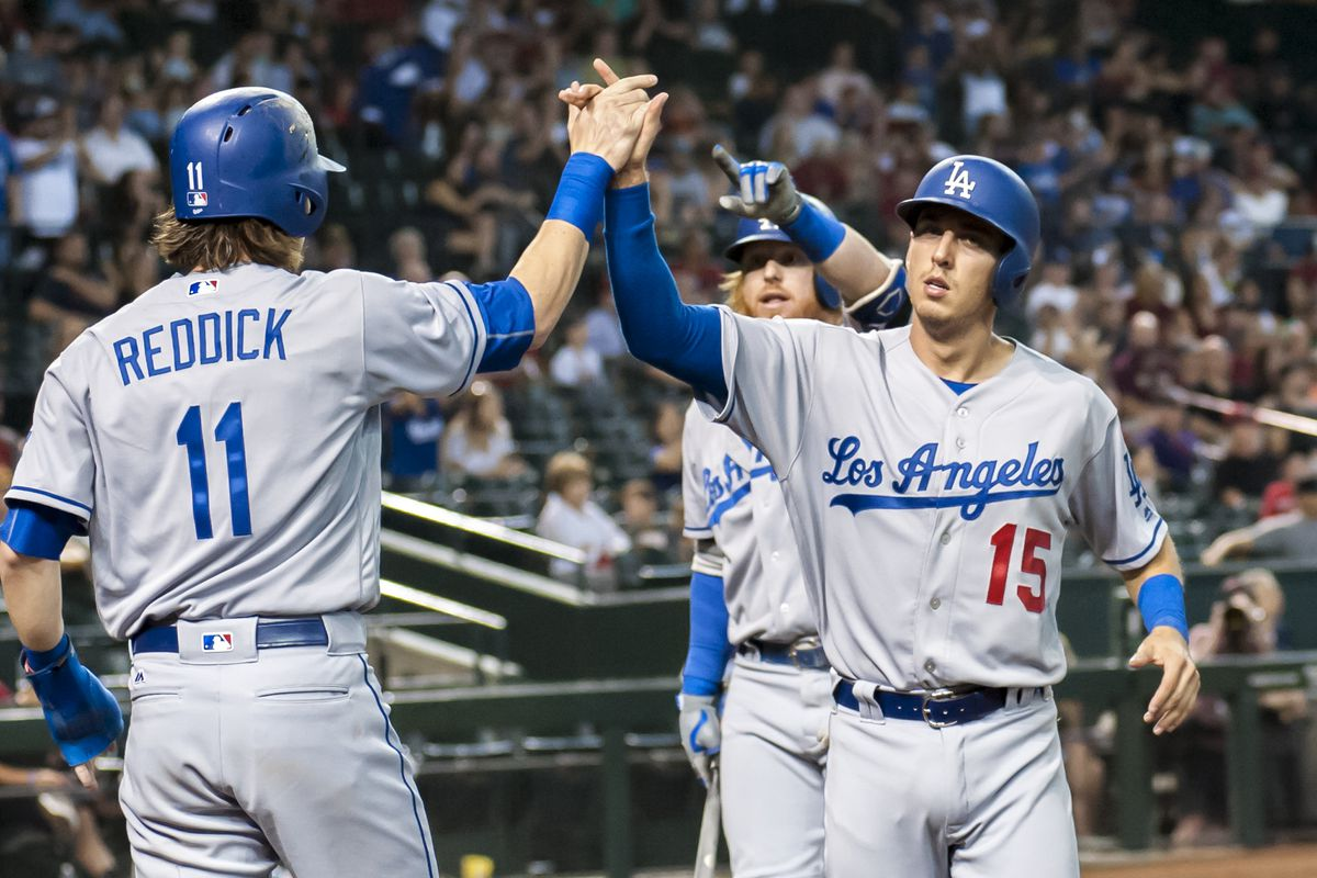 Dodgers 2016 NLDS roster: Austin Barnes, Charlie Culberson