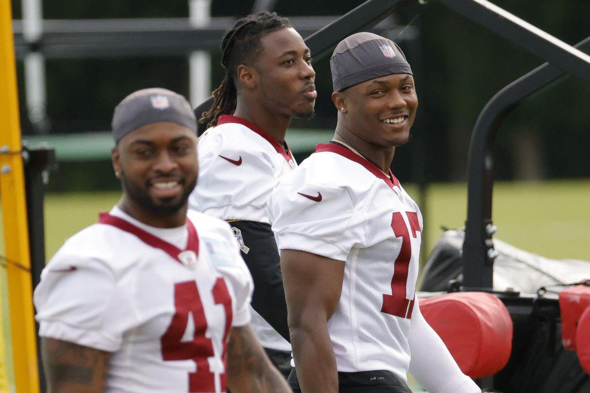 NFL: Washington Football Team OTA