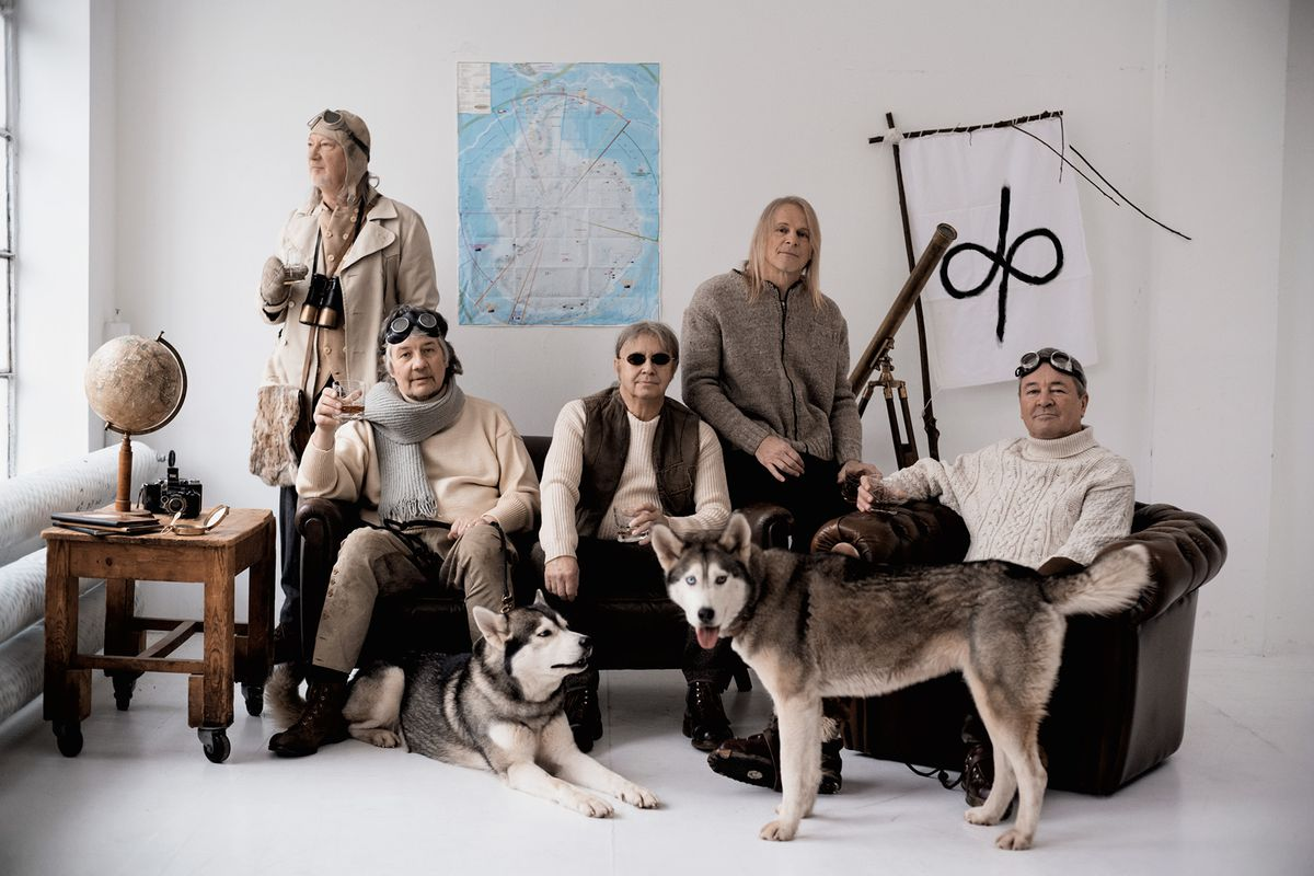 Deep Purple trek celebrates band's legacy with an eye to the future