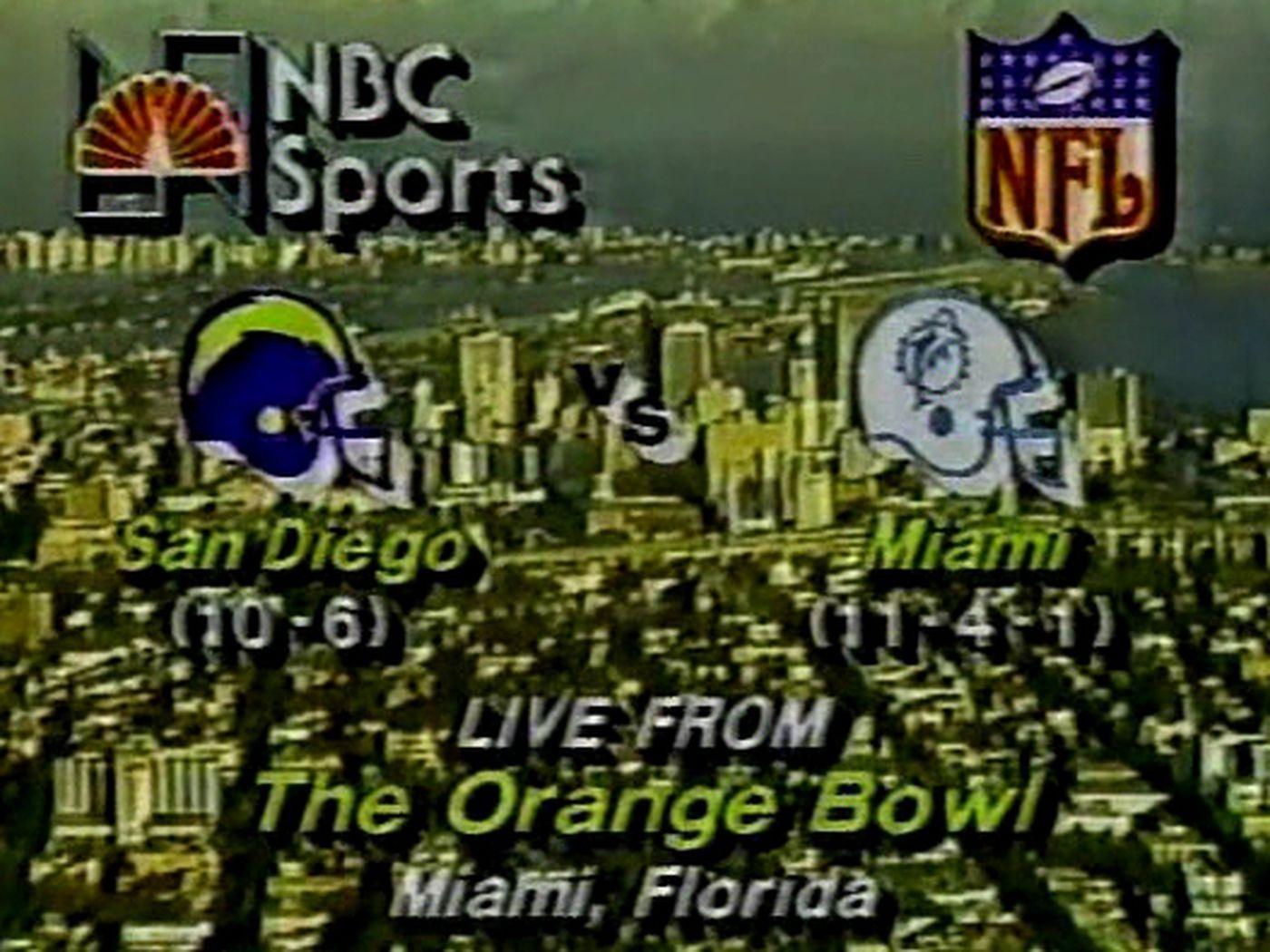 1/02/1982 - The Epic in Miami - SBNation com