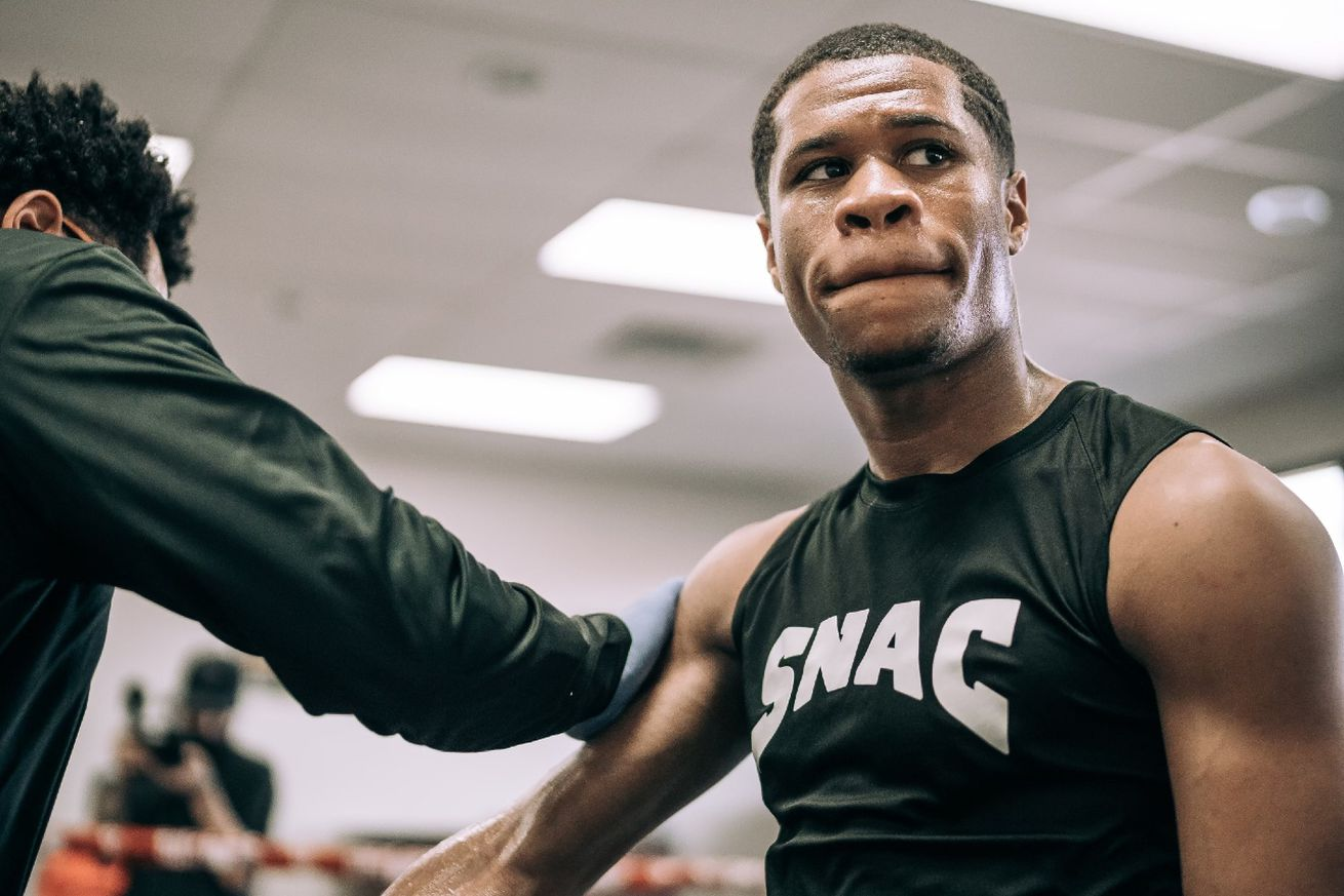 IMG 8539.0 - Haney dreams of becoming first billionaire boxer, talks fight with Gamboa