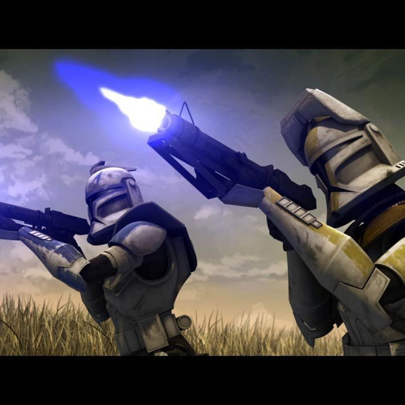 Star Wars The Clone Wars Is Leaving Netflix Next Month The Verge
