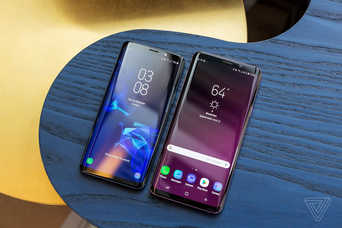 Samsung Galaxy S9 announced with an upgraded camera in a