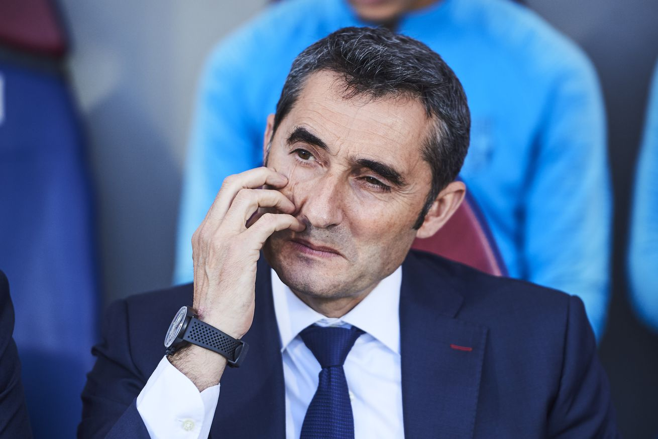 Valverde talks Coutinho, Pep and Liverpool ahead of Real Sociedad