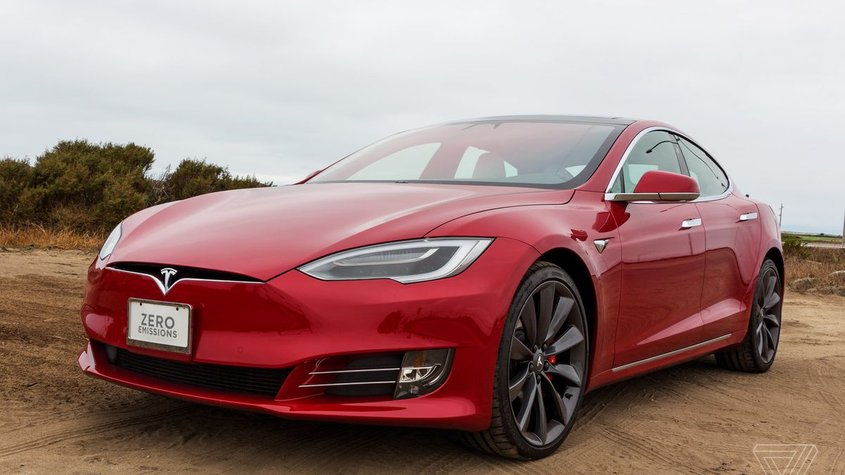 Tesla Model S P100d Review The Ultimate Status Symbol Of California Cool Verge