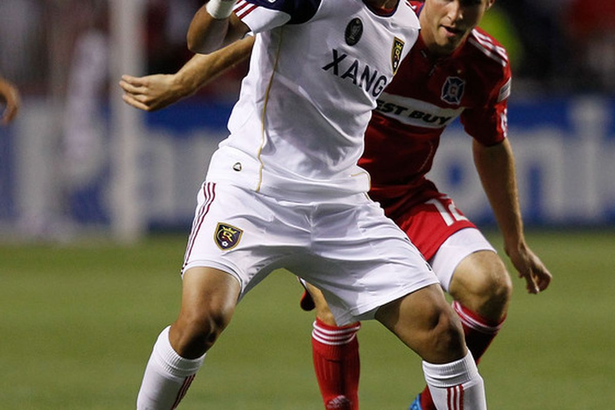 Javier Morales might make an appearance tonight for the first time since May 7, 2011