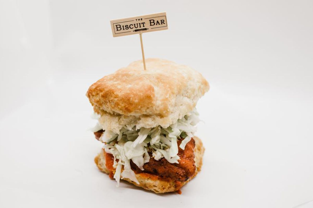 The Biscuit Bar Is Now Open Near Smu Eater Dallas