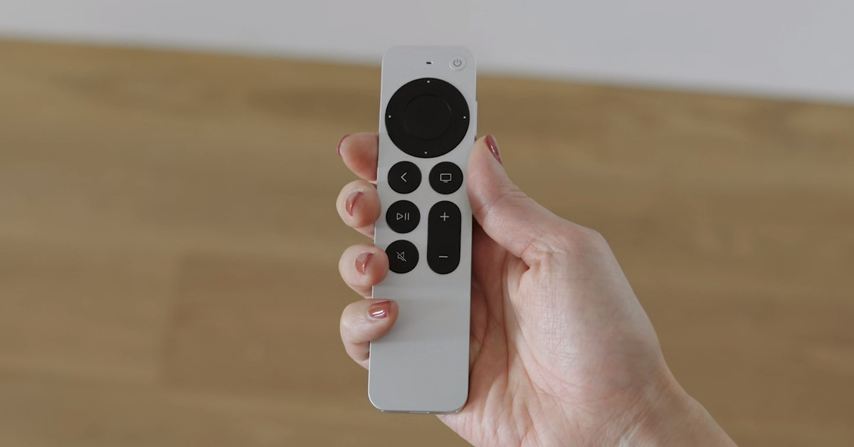 Apple's new Siri Remote will be sold separately from the new Apple TV 4K for $59 and is backwards compatible with previous Apple TV 4Ks and Apple TV HD (Jon Porter/The Verge)