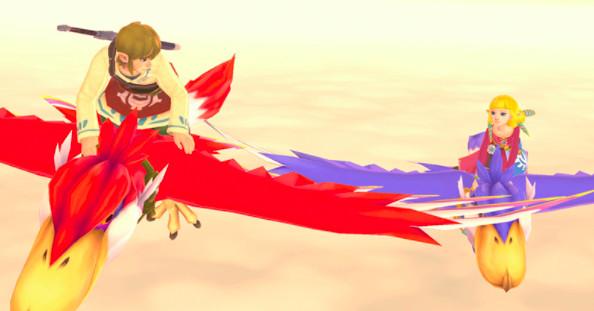 Nintendo's new Zelda amiibo removes some tedium from Skyward Sword for an extra