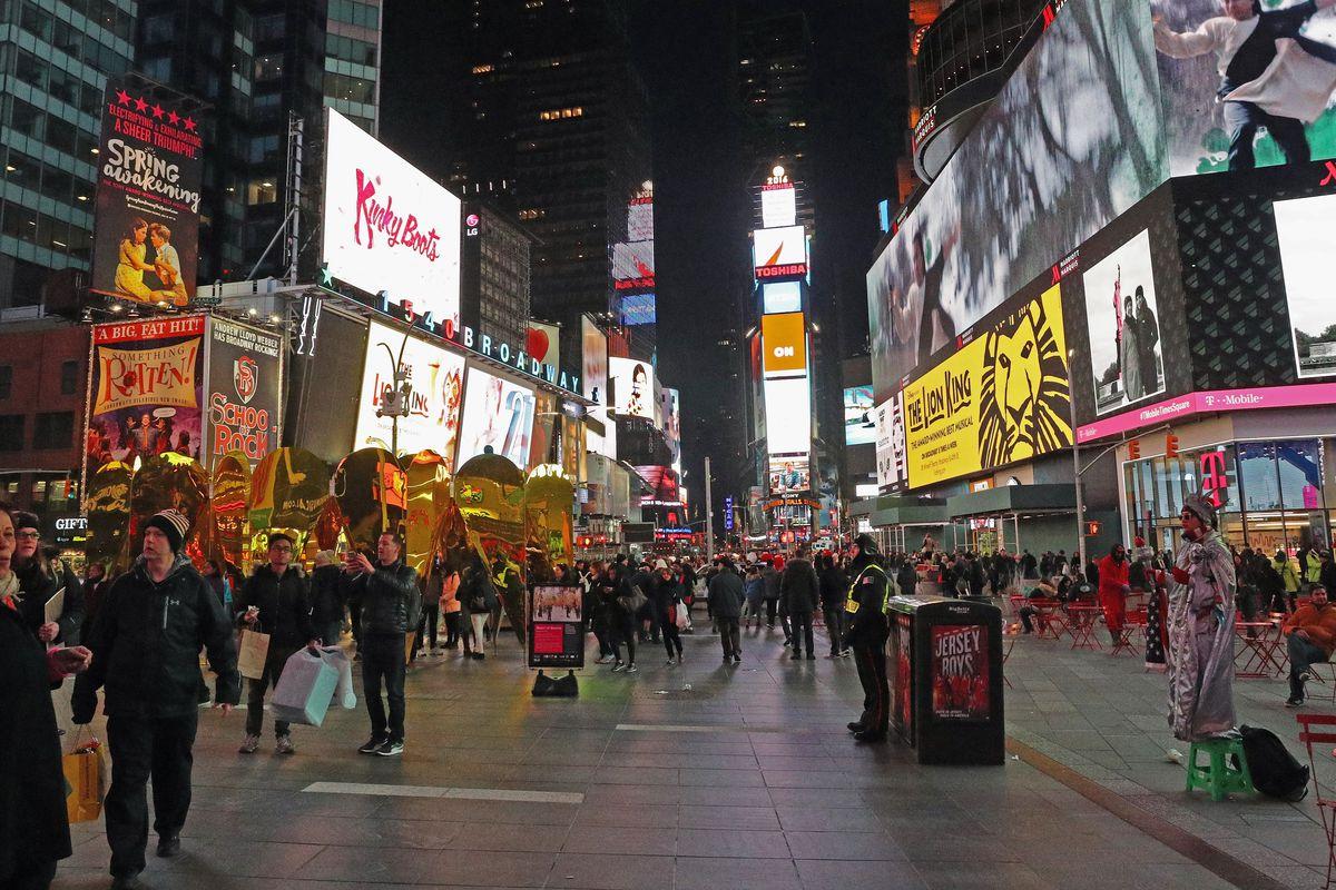 New York City Scenics