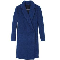 "Bright Cobalt: <b>Tibi</b> coat, <a href=""http://www.tibi.com/shop/kelby-mohair-coat"">$950</a>"