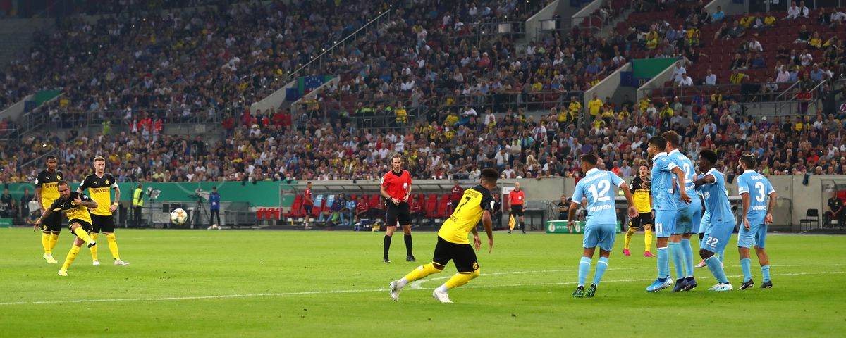 KFC Uerdingen v Borussia Dortmund - DFB Cup