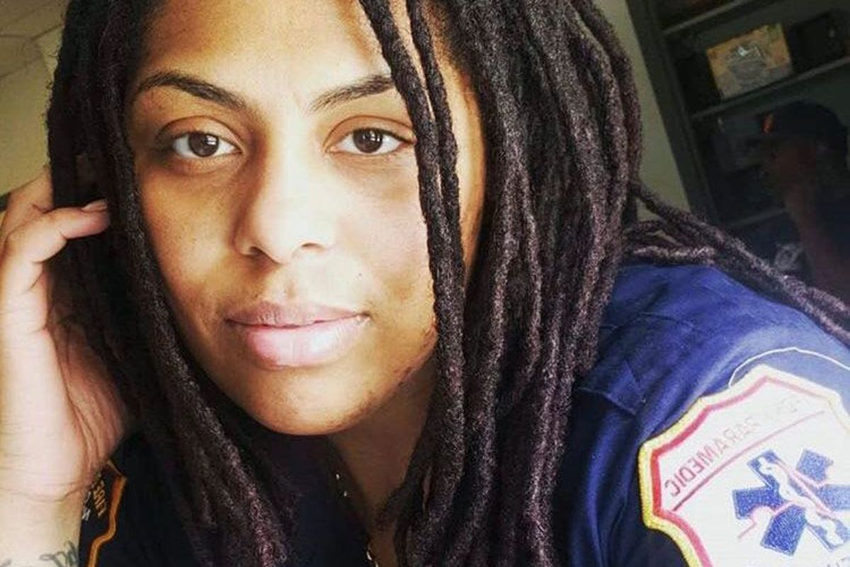 FDNY paramedic Christell Cadet has been intubated and remains in isolation in an intensive care unit.