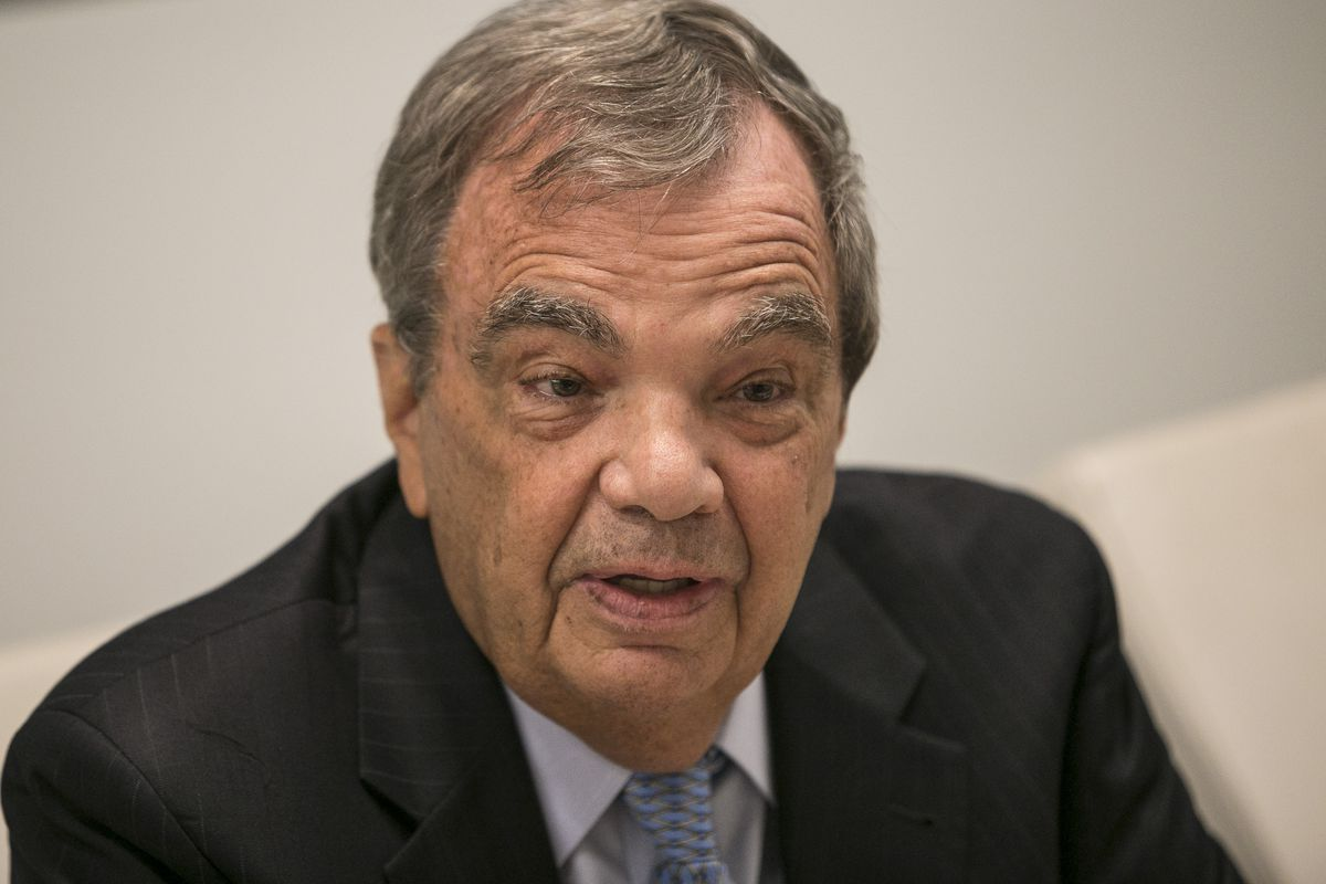 Cook County Commissioner John P. Daley. | Rich Hein / Sun-Times