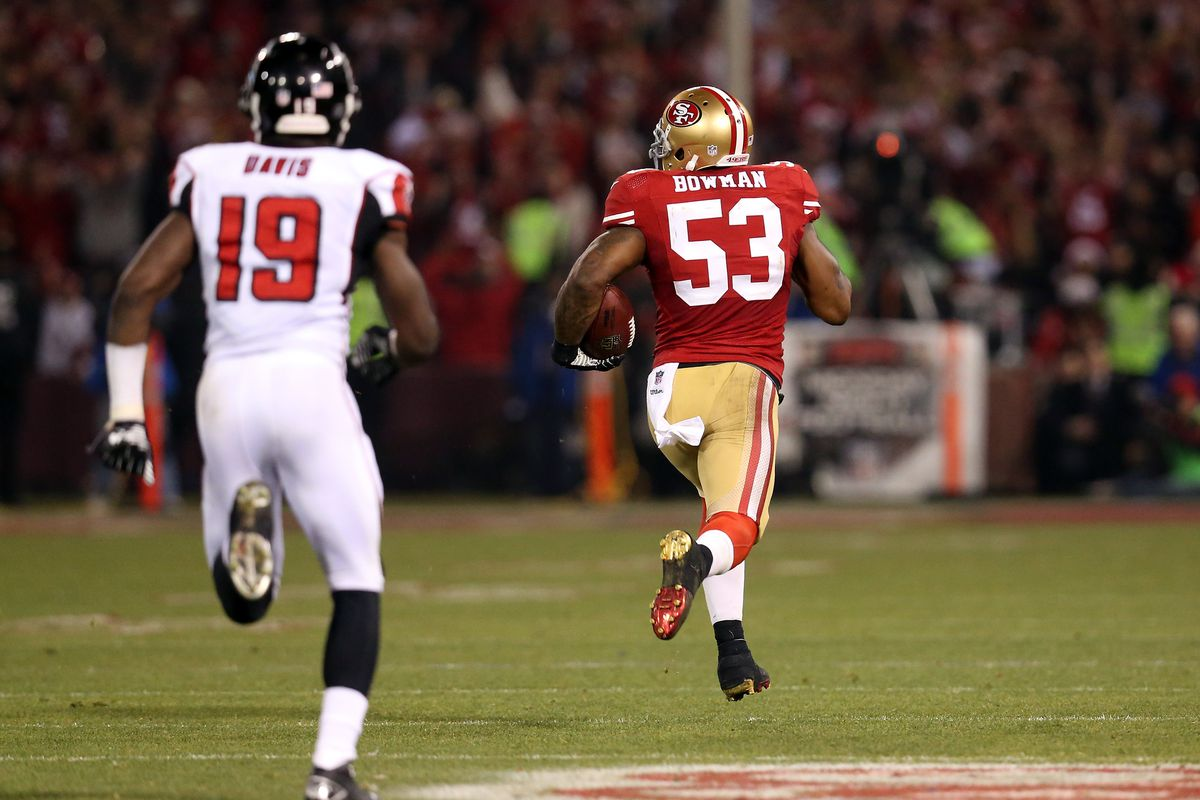 Top 10 NaVorro Bowman moments - Niners Nation 7d127b2a3266