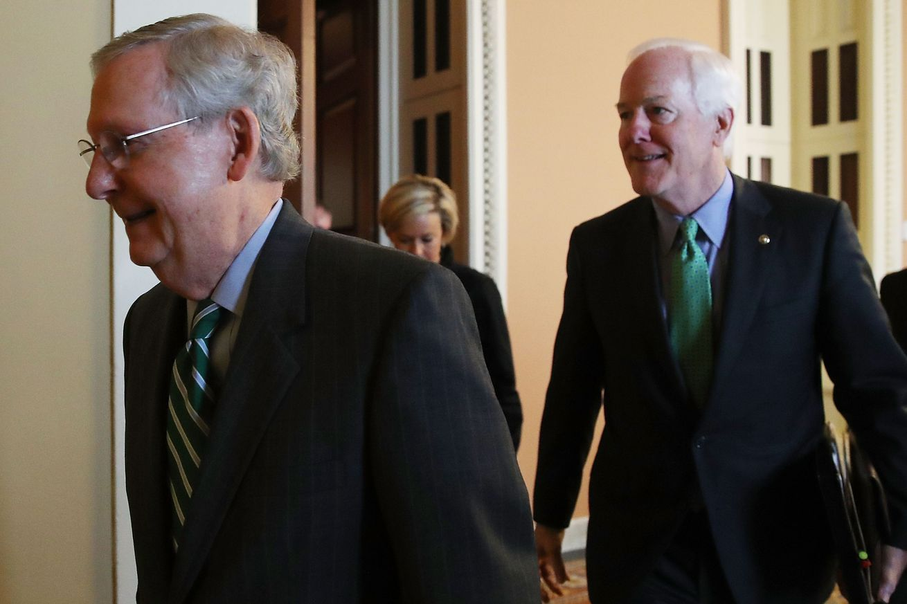 Mitch McConnell's health care bill is designed to win skeptical Republicans