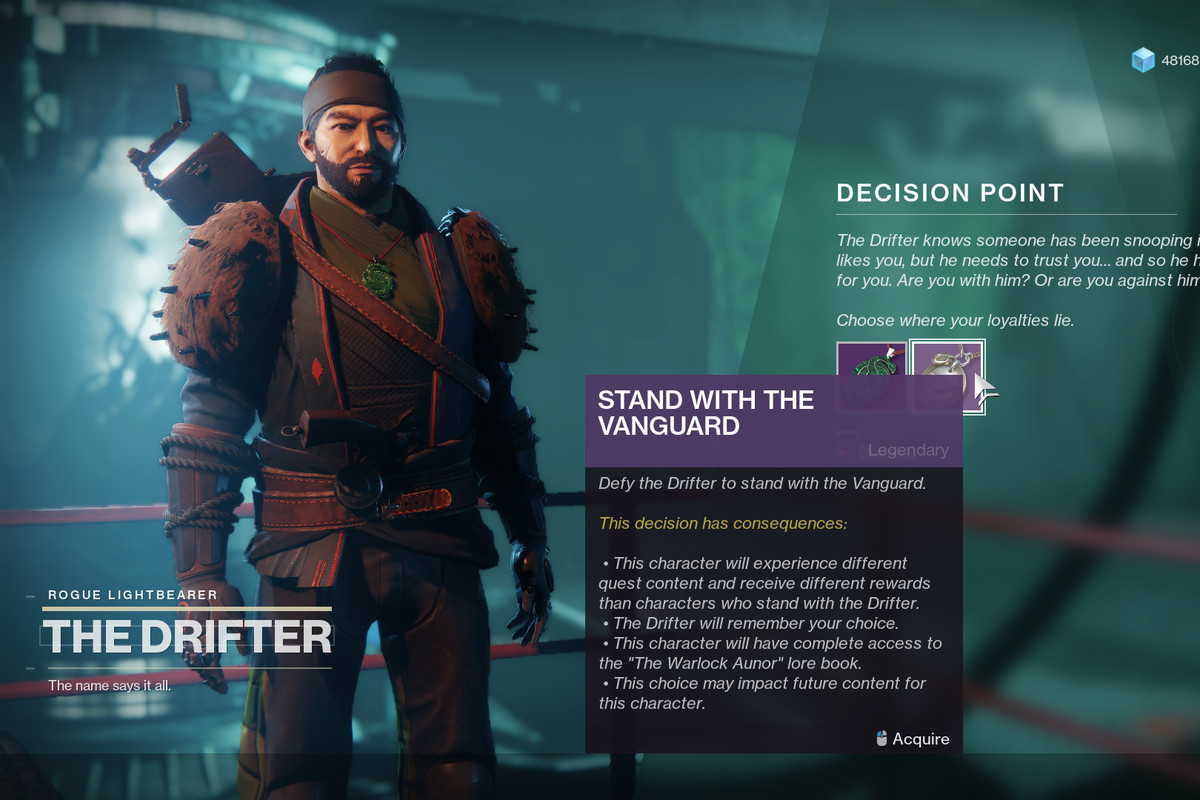 Destiny 2 Allegiance quest guide - Polygon