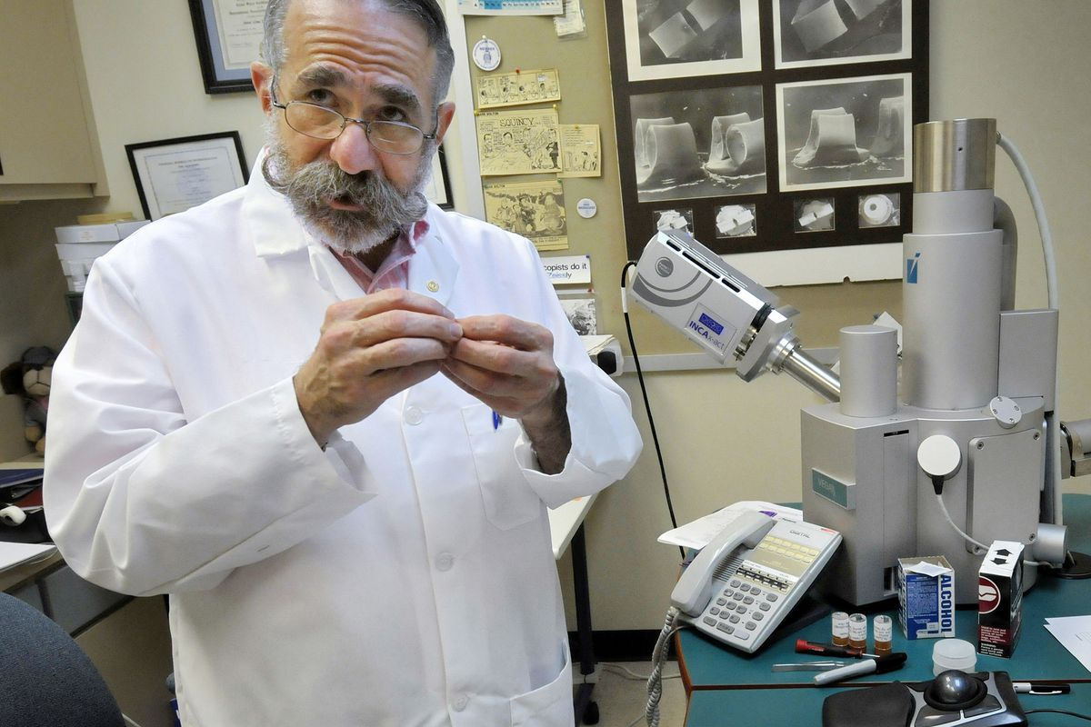 This forensic doctor in Texas might be getting paid out of victim compensation funds.