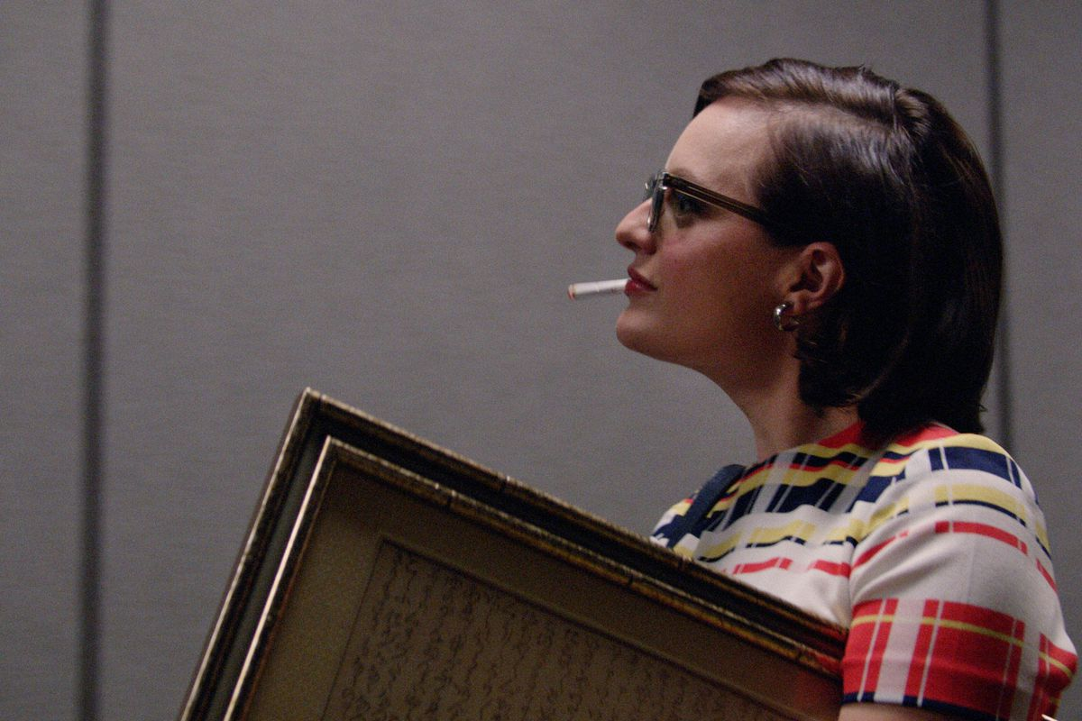 Peggy Olson is here to save the day.