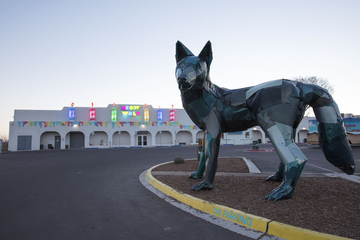 Meow Wolf And The Undocumentable Place In The Age Of Instagram Curbed