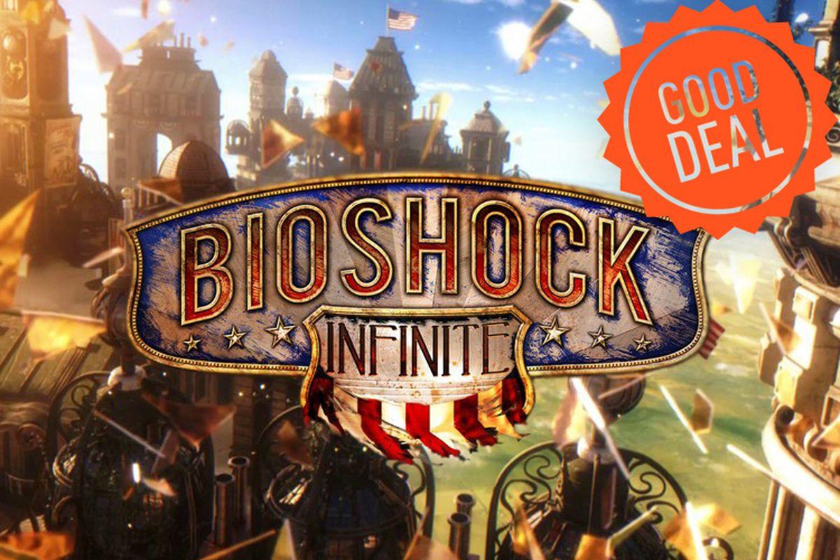 Bioshock Infinite Good Deal