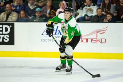 Prince Albert Raiders v Everett Silvertips