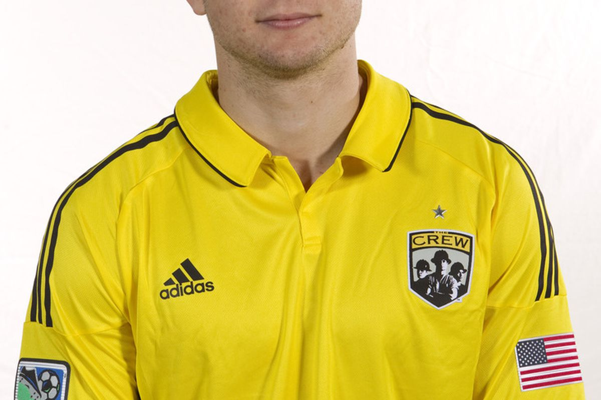 Urso vaulted from the Supplemental Draft to the roster. (Columbus Crew)