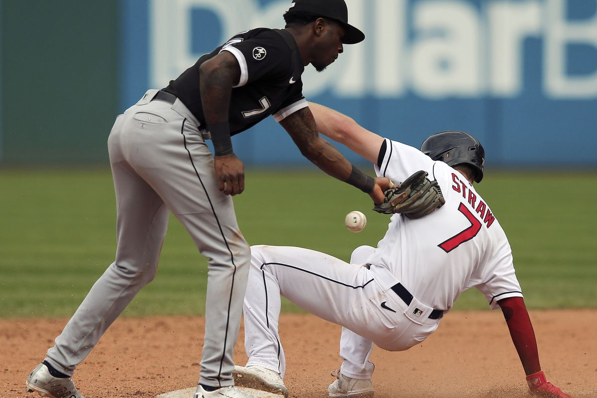 MLB: Chicago White Sox at Cleveland Indians