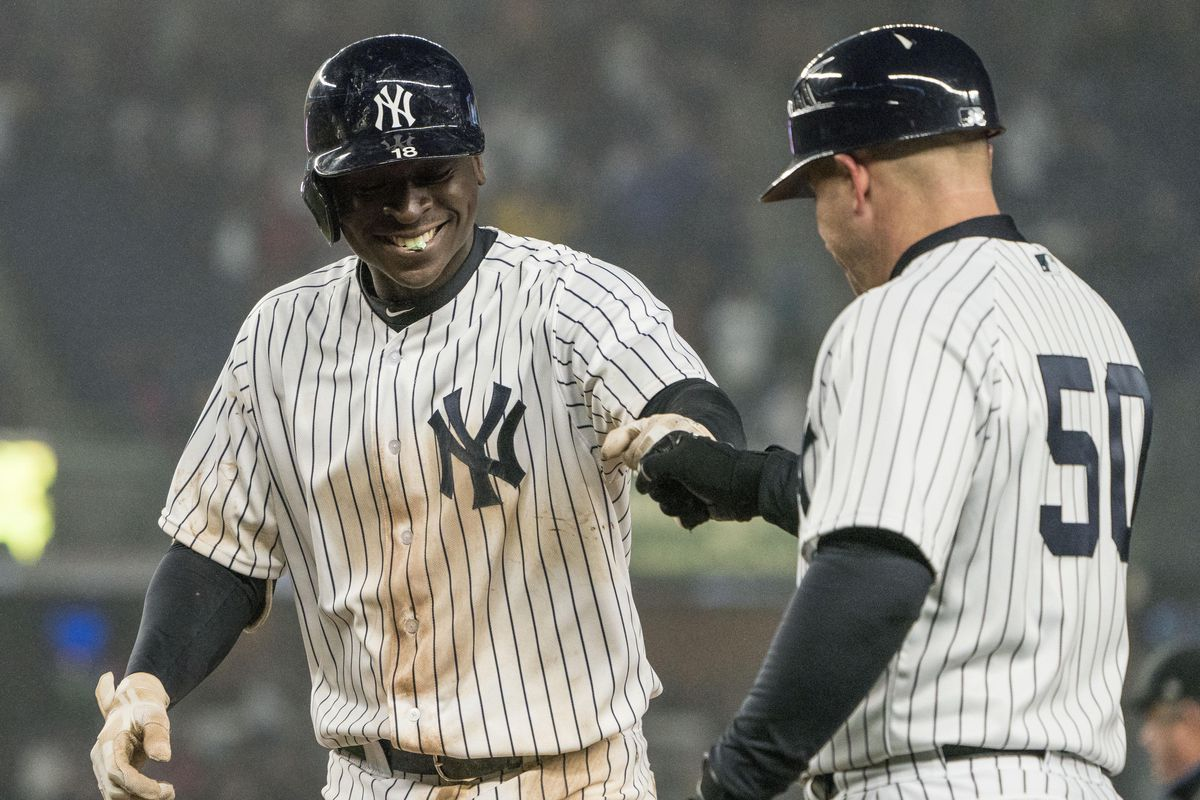 new concept f3ffe a1202 Yankees shortstop Didi Gregorius is more proof they're ...