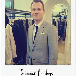 Matt Repicky, Fashion Marketing