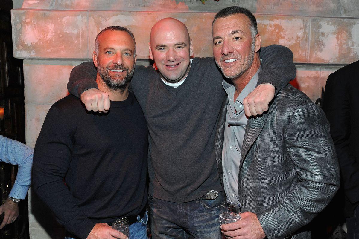 UFC 111 Hosted By Dana White, Lorenzo Fertitta and Frank Fertitta III