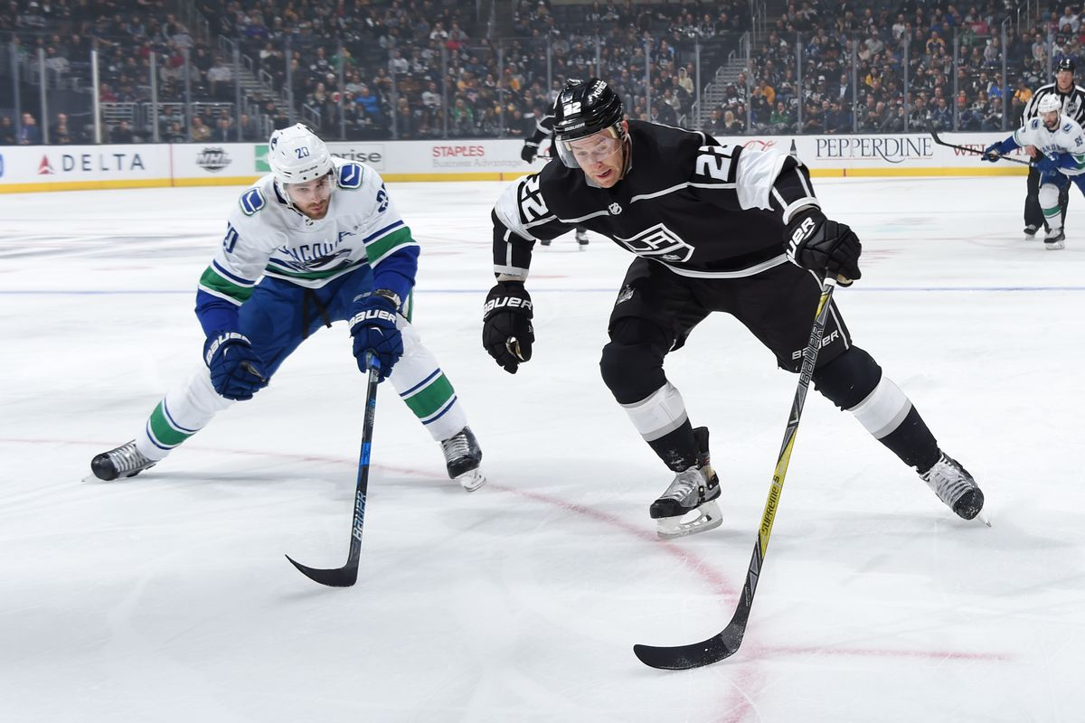 Preview: Los Angeles Kings and Vancouver Canucks battle it out in Utah