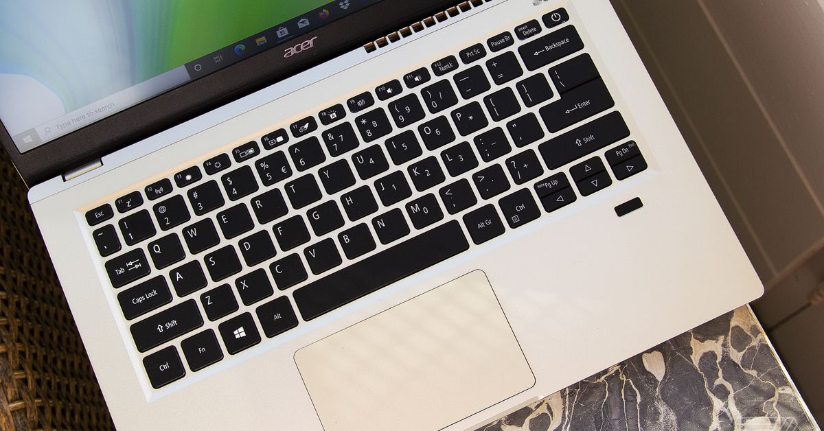 The first laptops with Intels Iris Xe Max...
